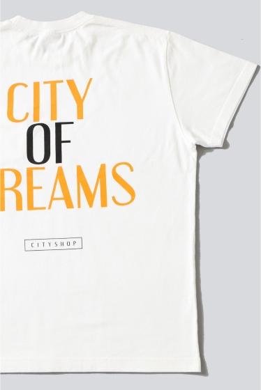 ���ƥ�����å� CITY OF DREAMS D/4 POCKET T-SHIRT �ܺٲ���2