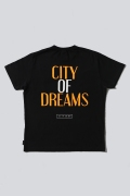 ���ƥ�����å� ��ͽ���CITY OF DREAMS D/4 POCKET T-SHIRT