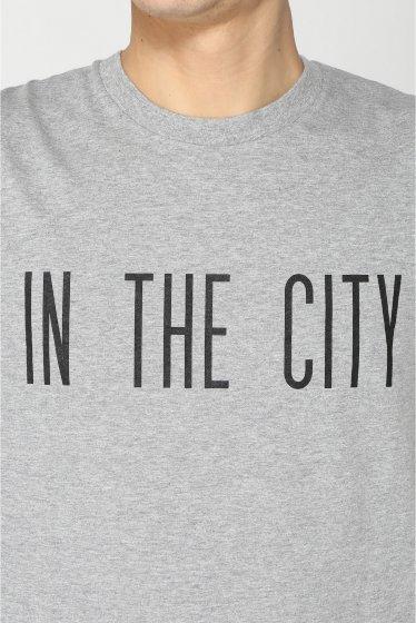 ���ƥ�����å� IN THE CITY S/S TEE �ܺٲ���12