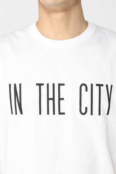 ���ƥ�����å� IN THE CITY S/S TEE �ܺٲ���13
