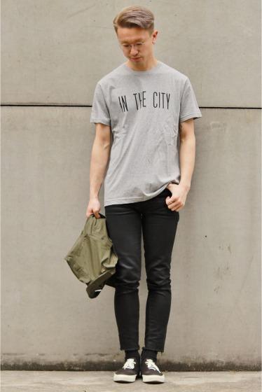 ���ƥ�����å� IN THE CITY S/S TEE �ܺٲ���19