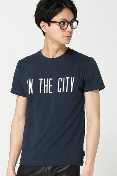 ���ƥ�����å� IN THE CITY S/S TEE �ͥ��ӡ�