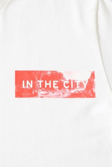 ���ƥ�����å� IN THE CITY D/4 T-SHIRT �ܺٲ���3