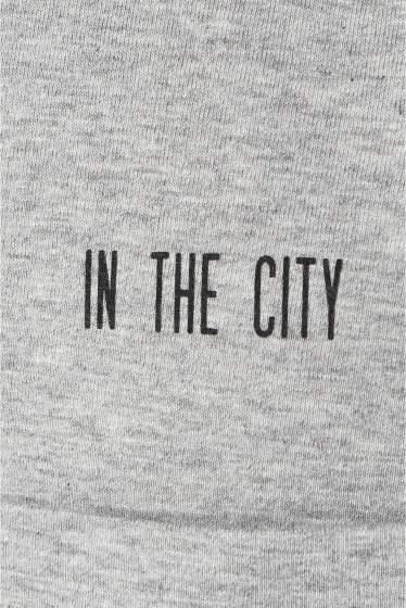 ���ƥ�����å� IN THE CITY S/S �ݥ�TEE �ܺٲ���11