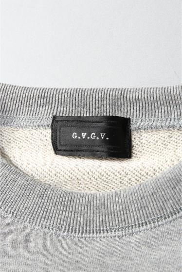 ���ƥ�����å� G.V.G.V. NAMI OVERSIZED SWEAT SHIRT EX MENS �ܺٲ���13