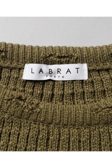 ���ƥ�����å� LABRAT Tharmal Knit Tops �ܺٲ���11