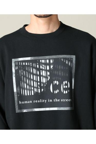 ���ƥ�����å� C.E HUMAN REALITY CREW NECK �ܺٲ���5