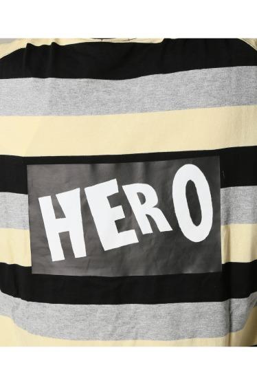���ƥ�����å� SOE TRICOLOR BORDER L/S T HERO �ܺٲ���10