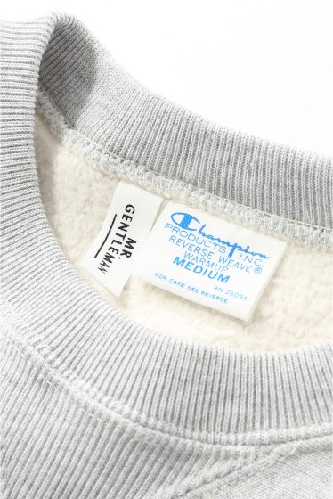 ���ƥ�����å� CHAMPION SWEAT C/N SHIRT W/ PRINT �ܺٲ���15