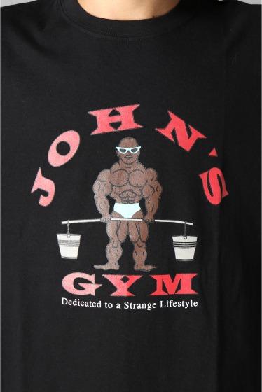 ���ƥ�����å� John's by johnny Work Out Tee �ܺٲ���10