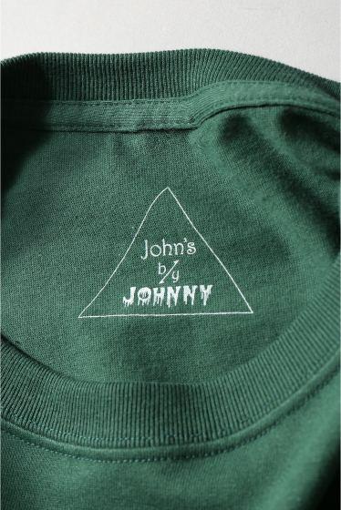 ���ƥ�����å� John's by johnny Team Tee �ܺٲ���12