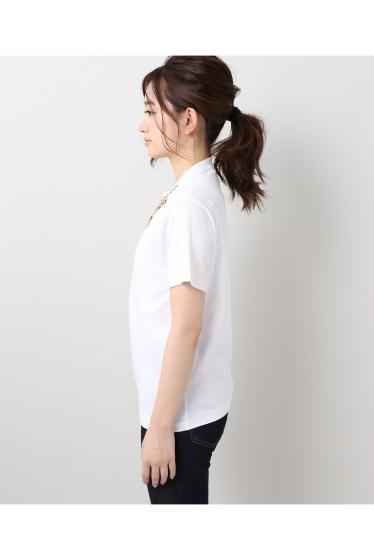 ���ƥ�����å� TOGA PULLA Silkette jersey T-shirts �ܺٲ���2