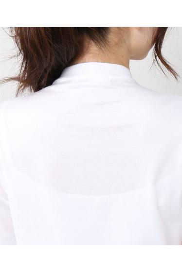 ���ƥ�����å� TOGA PULLA Silkette jersey T-shirts �ܺٲ���5