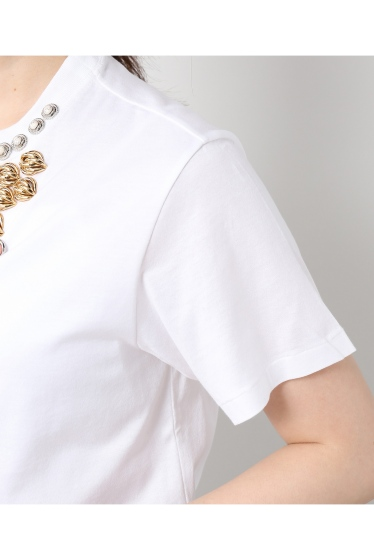 ���ƥ�����å� TOGA PULLA Silkette jersey T-shirts �ܺٲ���6