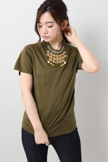 ���ƥ�����å� TOGA PULLA Silkette jersey T-shirts ������