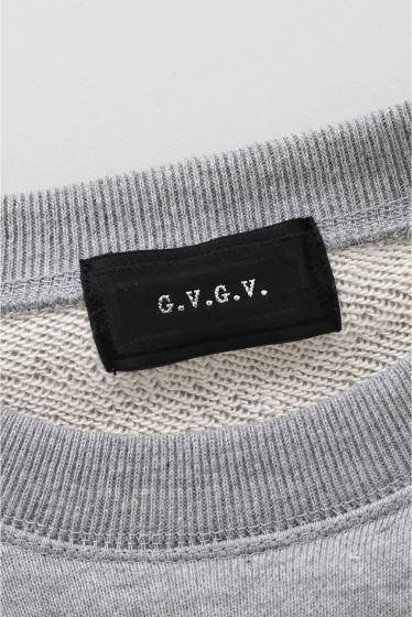 ���ƥ�����å� G.V.G.V. NAMI OVERSIZED SWEAT SHIRT EX �ܺٲ���12