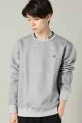 �����ܥ꡼ ������ ��FRED PERRY��tipped trim sweat