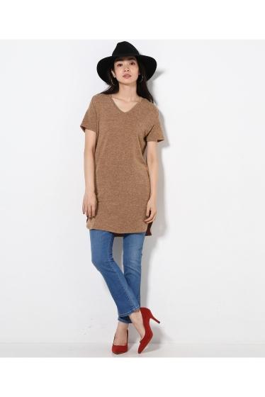���ԥå������ѥ� ��A FINE LINE��Roose velt Dress Solid �ܺٲ���2
