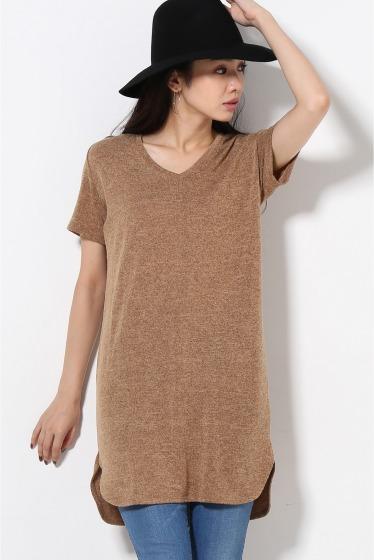 ���ԥå������ѥ� ��A FINE LINE��Roose velt Dress Solid ������