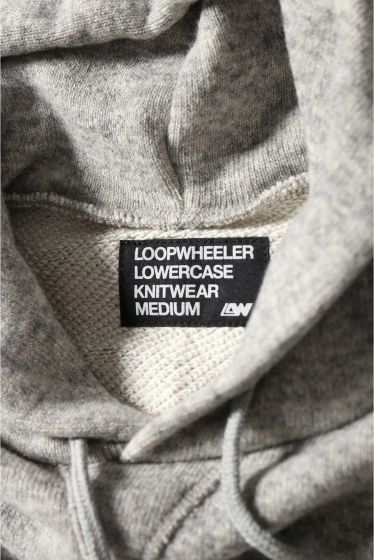 ���ǥ��ե��� LOOPWHEELER*LOWERCASE WOOL �ץ륪���С��ѡ����� / �롼�ץ����顼 �ܺٲ���16