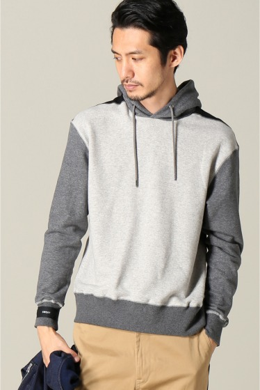 �ե�����󥻥֥� ���ǥ��ե��� NEELS�� HOODED SWEAT ���졼�١���