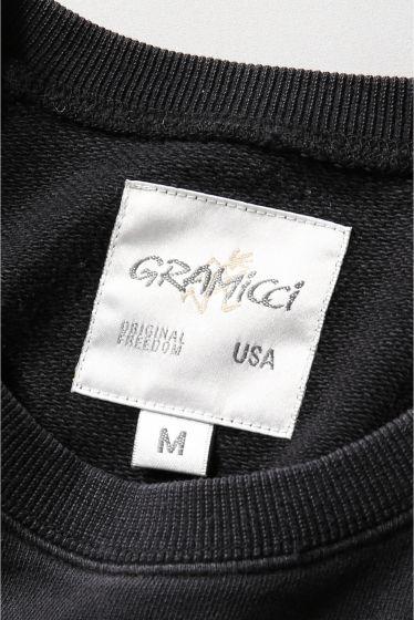 �ե�����֥� ���ǥ��ե��� GRAMICCI / ����ߥ� TALECUT SWEAT �ܺٲ���15