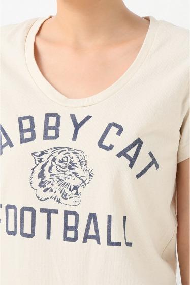 ���㡼�ʥ륹��������� �쥵������ ��Mixta/�ߥ������� TABBY CAT S/S T����� �ܺٲ���6