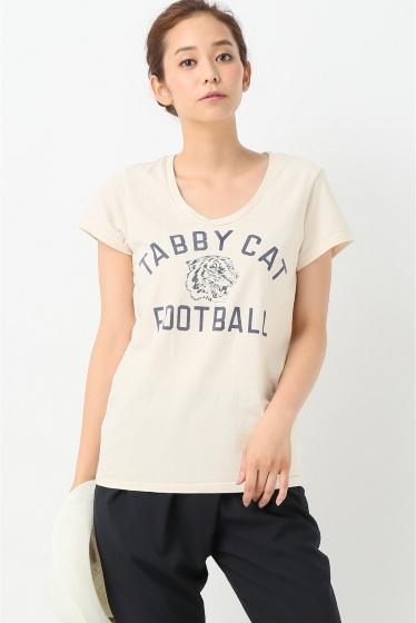 ���㡼�ʥ륹��������� �쥵������ ��Mixta/�ߥ������� TABBY CAT S/S T����� �ʥ�����