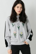 ���㡼�ʥ륹��������� ��Steve J�� Yoni P/���ƥ����֥���������˥ԡ���EMBROIDERY SWEATSHIRT���������å�