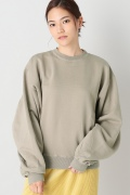 ���㡼�ʥ륹��������� ��MAISON EUREKA/�᥾�� �����쥫�� SLACK SWEAT SHIRT#