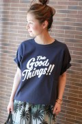 ���㡼�ʥ륹��������� ��RITA JEANS TOKYO/ �꥿ ������ �ȥ����祦������GOOD THINGS BOX T����Ģ�