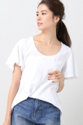���㡼�ʥ륹��������� ���塼�� ��CAL.Berries / ����٥꡼���� WIND CHASER TEE WOMENS��T�����