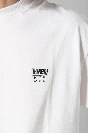 ���㡼�ʥ륹��������� ���塼�� THUMPERS / ����ѡ���: HAND WRITTEN LOGO L/S T����� �ܺٲ���11