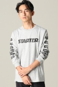 ���㡼�ʥ륹��������� ���塼�� STARTER / ���������� : BROWN LONG T SHIRT / ���T