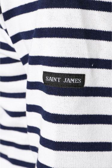 ���㡼�ʥ륹��������� ���塼�� SAINT JAMES / ����ȥ������ॹ : OUESSANT stripe / �����å��� �Х�������� �ܺٲ���10