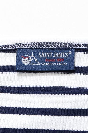 ���㡼�ʥ륹��������� ���塼�� SAINT JAMES / ����ȥ������ॹ : OUESSANT stripe / �����å��� �Х�������� �ܺٲ���12