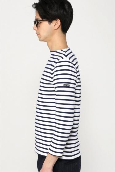 ���㡼�ʥ륹��������� ���塼�� SAINT JAMES / ����ȥ������ॹ : OUESSANT stripe / �����å��� �Х�������� �ܺٲ���5