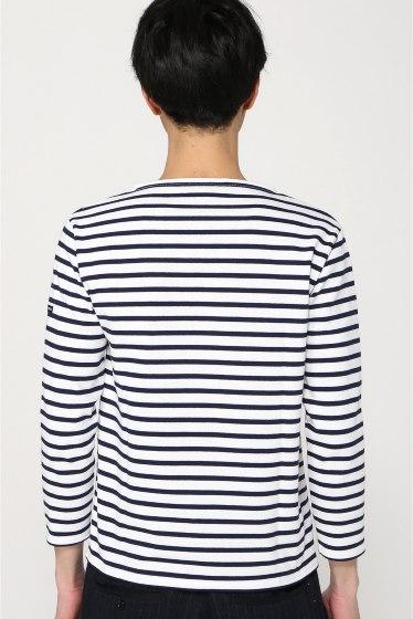 ���㡼�ʥ륹��������� ���塼�� SAINT JAMES / ����ȥ������ॹ : OUESSANT stripe / �����å��� �Х�������� �ܺٲ���6