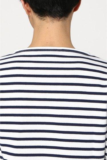 ���㡼�ʥ륹��������� ���塼�� SAINT JAMES / ����ȥ������ॹ : OUESSANT stripe / �����å��� �Х�������� �ܺٲ���8