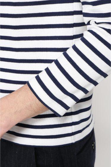 ���㡼�ʥ륹��������� ���塼�� SAINT JAMES / ����ȥ������ॹ : OUESSANT stripe / �����å��� �Х�������� �ܺٲ���9