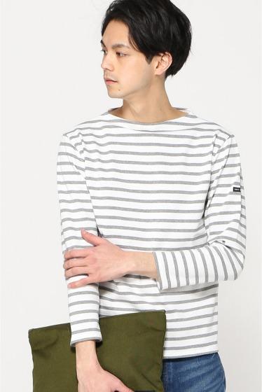 ���㡼�ʥ륹��������� ���塼�� SAINT JAMES / ����ȥ������ॹ : OUESSANT stripe / �����å��� �Х�������� ���졼