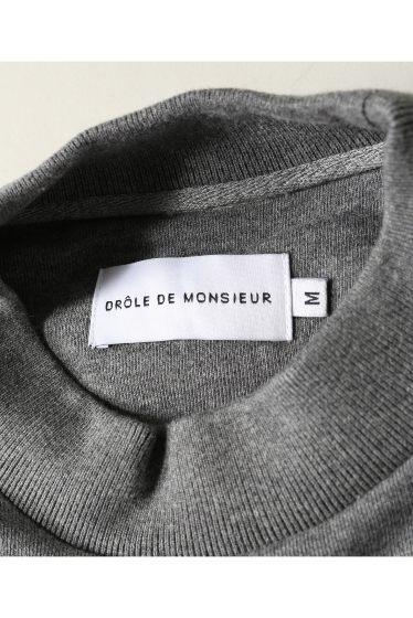 ���㡼�ʥ륹��������� ���塼�� DROLE DE MONSIEUR / �ɥ?��ɥ�å���: EYELET BASIC SWEATER / �������å� �ܺٲ���13