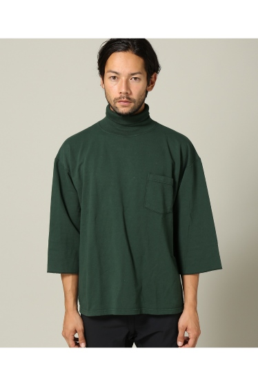 ���㡼�ʥ륹��������� ���塼�� GOODWEAR / ���åɥ�����: FRENCH TERRY TURTLE NECK / ���åȥ��� �ܺٲ���5