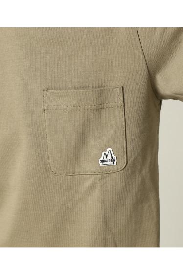 ���㡼�ʥ륹��������� ���塼�� Snow Peak / ���Ρ��ԡ���: Mountain Logo Pocket L/S / ���T �ܺٲ���10
