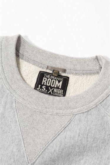 ���㡼�ʥ륹��������� THE DRAWING ROOM / �ɥ?���롼��:BASIC SWEAT SHIRTS �ܺٲ���14