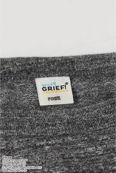 �ɥ����������� ���饹 GOOD GRIEF  ���㡼����֥饦��饰���T����Ģ� �ܺٲ���13
