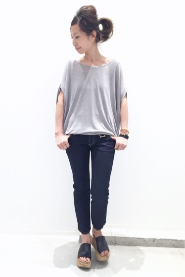 ���ѥ�ȥ�� �ɥ����������� ���饹 Cocoon T-shirts�� �ܺٲ���12