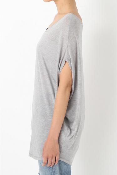 ���ѥ�ȥ�� �ɥ����������� ���饹 Cocoon T-shirts�� �ܺٲ���2