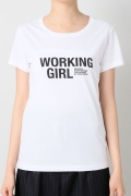 �����ԡ����ȥ��ǥ��� ��RON FORFF WORKING GIRL Tee �����
