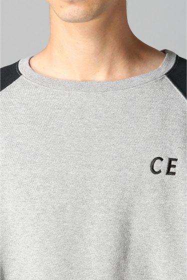 �������� C.E / �������� LOOSE FIT CREW NECK 3 �ܺٲ���3